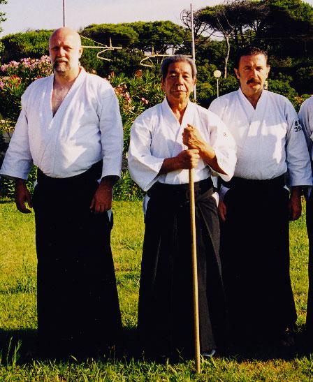 Ulf Evenas, Morihiro Saito, Paolo Corallini, c. 1998